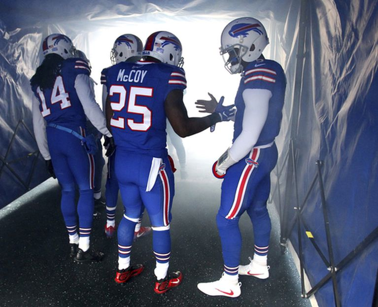 2017 Buffalo Bills NFL Jerseys -