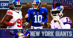 New York Giants jerseys