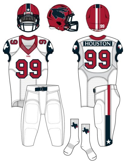 liberty white e1496767406609 Time For The Houston Texans To Rebrand Their Look