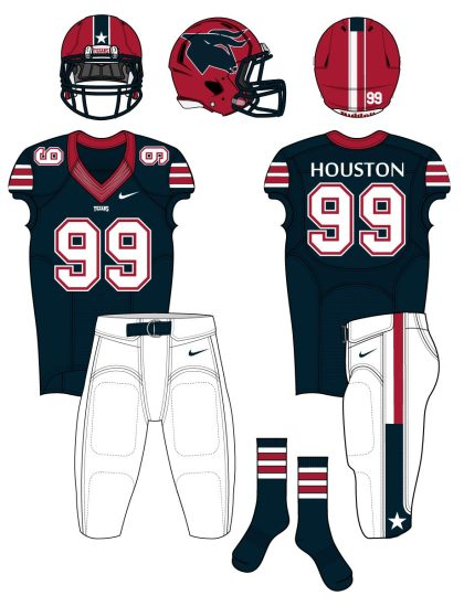 texans home jersey white pants