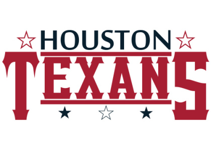 wordmark - texans